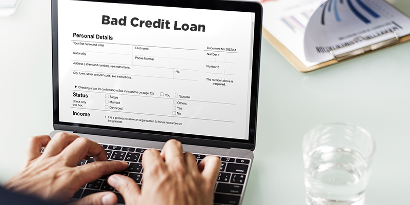 08-Acquire Opportunity to Bring Your Credit Score Back through Bad Credit Loans in the UK