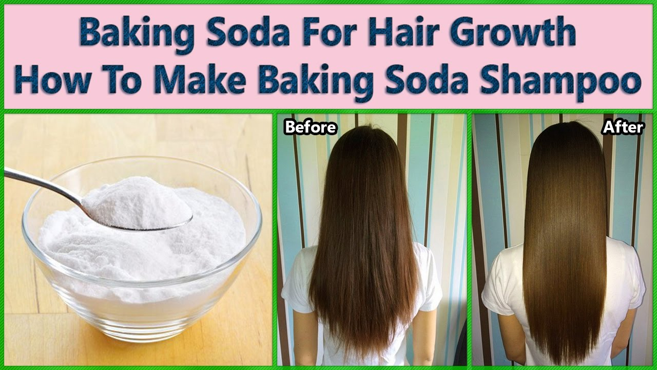 08-Baking Soda as Shampoo