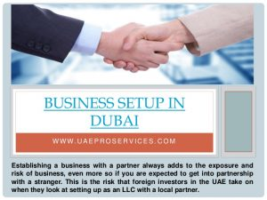 08-Establishing a Company in Dubai for the Foreign Investor